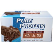 Pure Protein® Chocolate Deluxe, 50 gram, 6 count