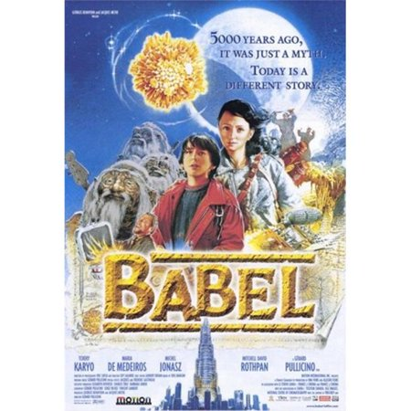 Posterazzi MOV200856 Babel Movie Poster - 11 x 17 in. - image 1 of 1