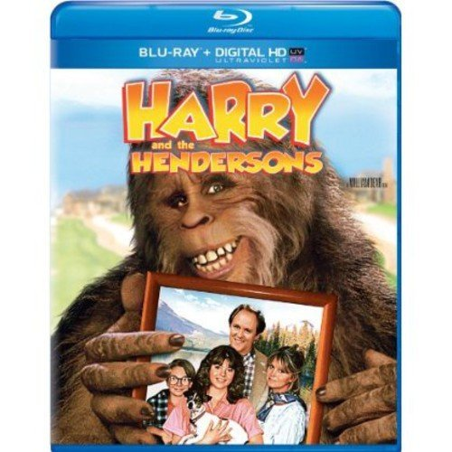 Harry And The Hendersons (Blu-ray + Digital HD) (With INSTAWATCH) (Widescreen)