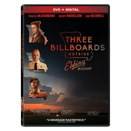 Three Billboards Outside Ebbings, Missouri (DVD +