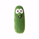 "Toy-Plush-Veggie Tales-Larry The Cucumber (11"") by GREGG GIFT COMPANY"