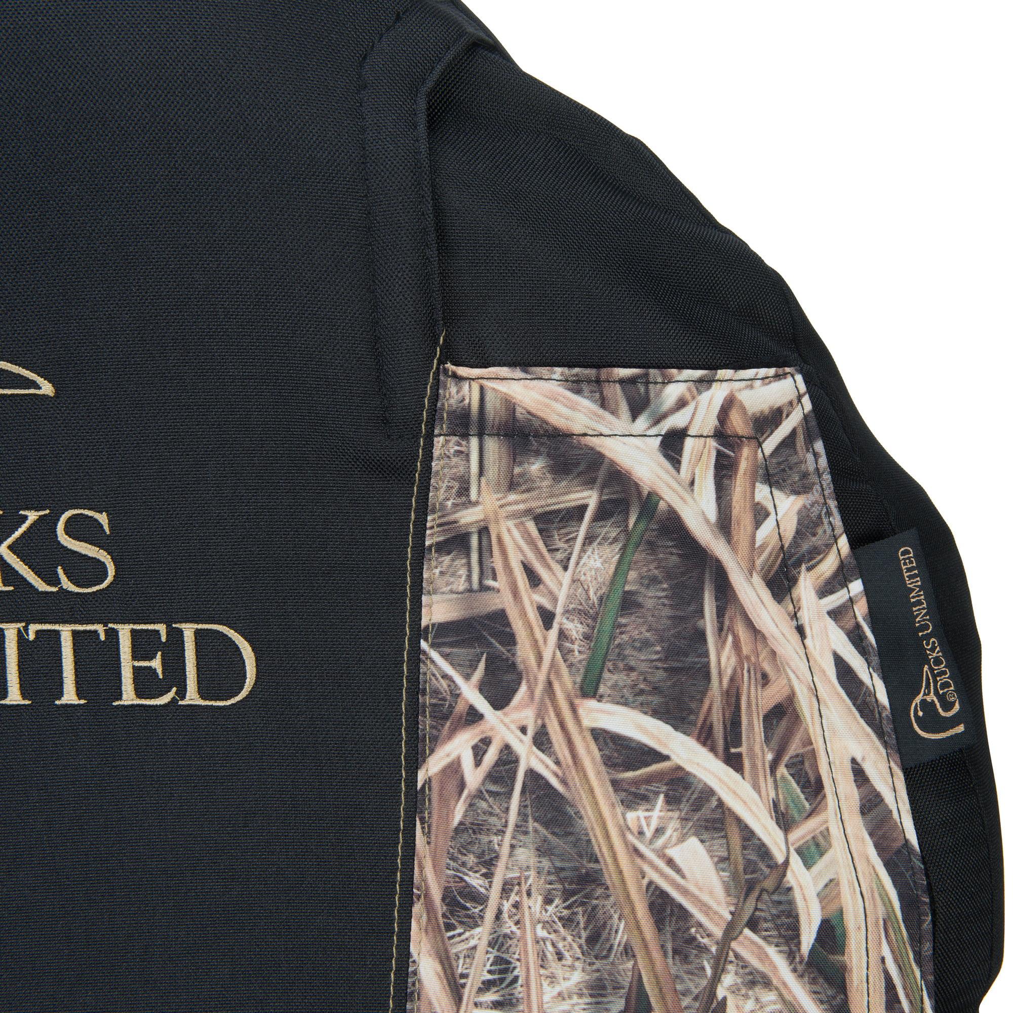 4f41ea8676a9c Ducks Unlimited Camo Universal Bucket Seat Cover Mossy Oak Blades -  Walmart.com
