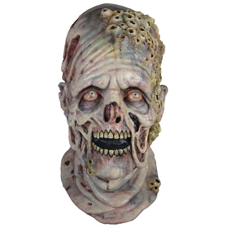The Walking Dead Adult Barnacle Walker Mask Halloween Costume Accessory