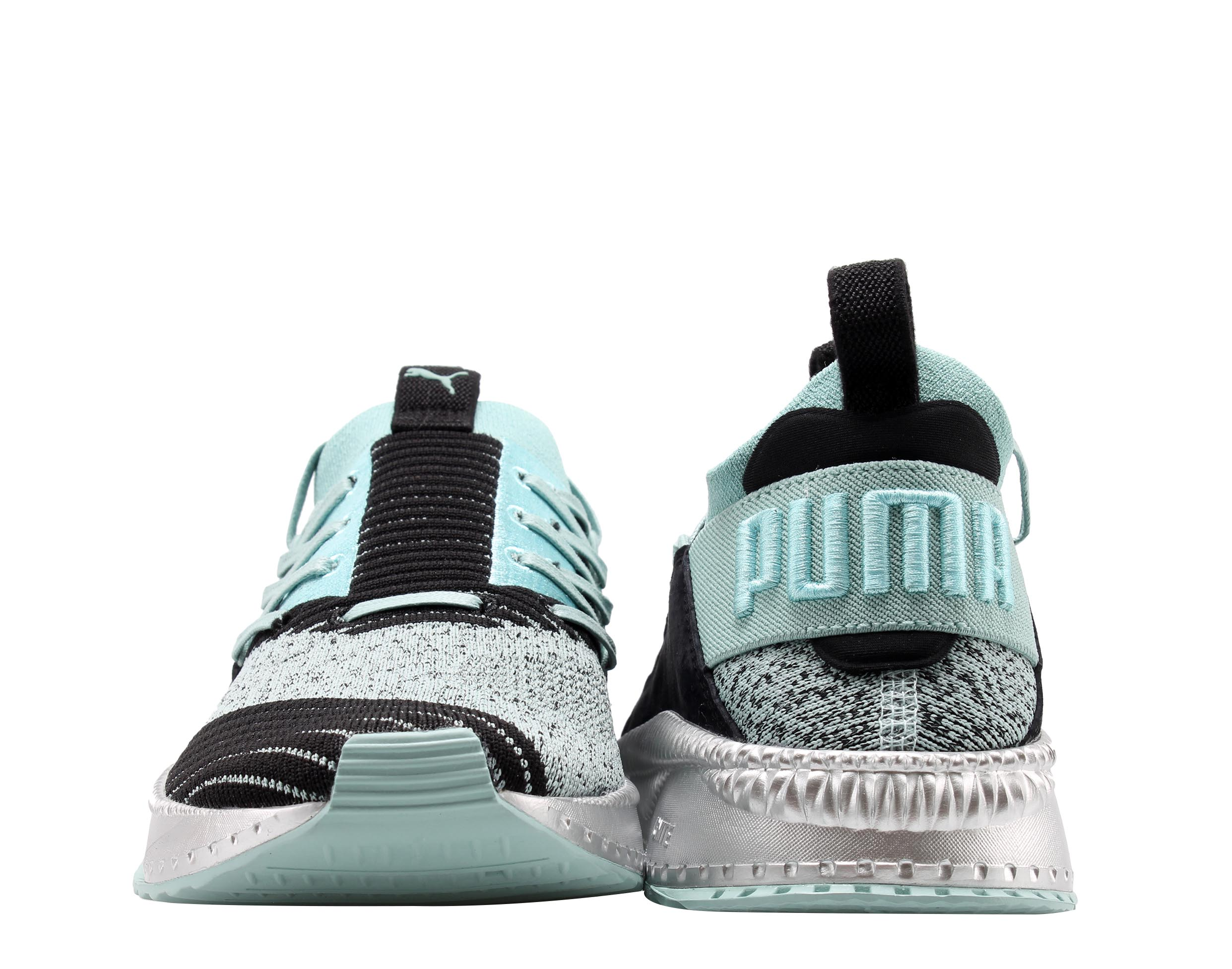 Puma TSUGI Jun TD Aquifer-Black-Silver