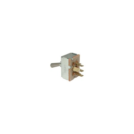 MACs Auto Parts Premier  Products 48-46081 Ford Pickup Truck Dual Gas Tank Selector Switch - F100 - Truck Selector