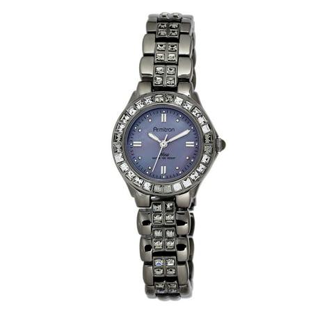 Women's Dress Gray Round Watch