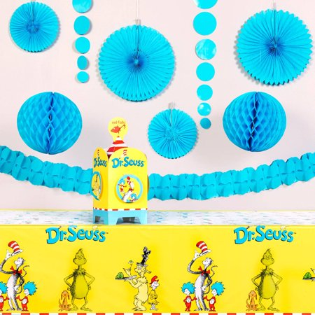 Dr. Seuss Value Party Decoration Kit](Spurs Decorations)