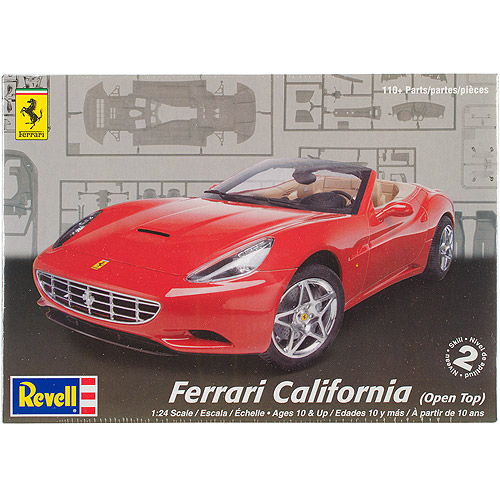 Revell Ferrari California (Open Top) by Revell Mongram