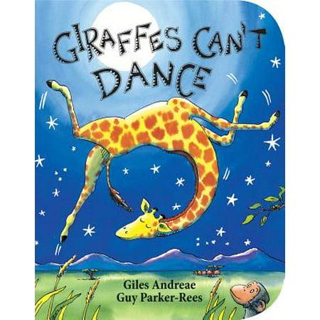 Giraffes Cant Dance (Board Book)