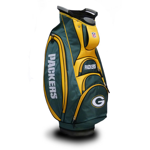 Team Golf NFL Green Bay Packers Victory Golf Cart Bag