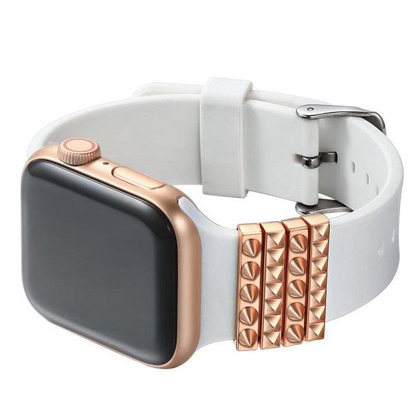 Posh Tech 4 Pack Of Charms For Apple Watch Walmart Com Walmart Com
