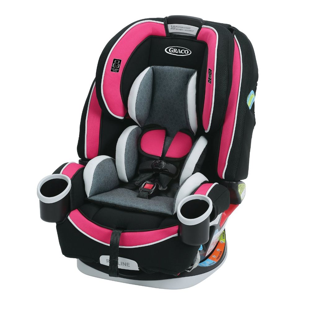 Graco 4Ever All In 1 Convertible Car Seat, Dunwoody   Walmart.com