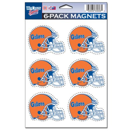 University of Florida 6-Pack Magnet Set ()