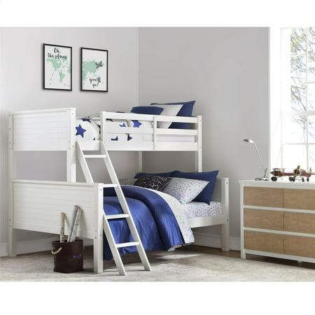 Your Zone Twin Over Full Bunk Bed, Multiple Colors