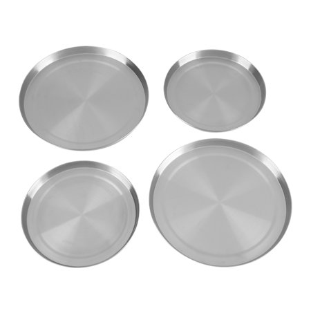 Greensen 4Pcs/Set Stainless Steel Kitchen Stove Top Burner Covers Cooker Protection , Burner Cover, Stove Cover - image 8 of 9