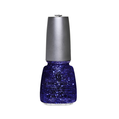 CHINA GLAZE Nail Lacquer - Glitz Bitz ?n Pieces Collection - Bling It On (12 Pack) - image 1 of 1
