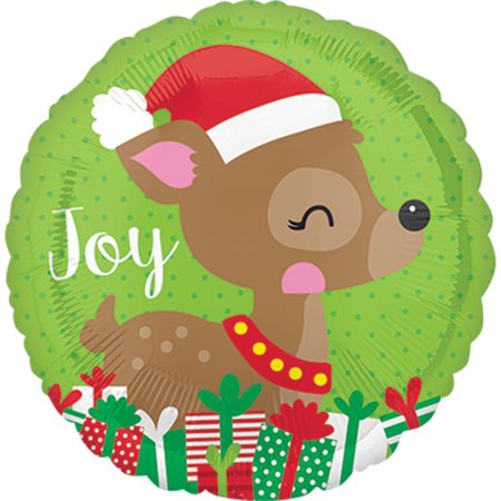 Anagram Christmas Joy Baby Deer Round 18