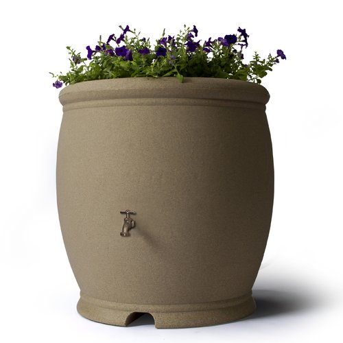 Algreen Barcelona 100 Gallon Rain Barrel