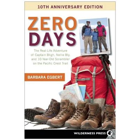 Zero Days : The Real Life Adventure of Captain Bligh, Nellie Bly, and 10-Year-Old Scrambler on the Pacific