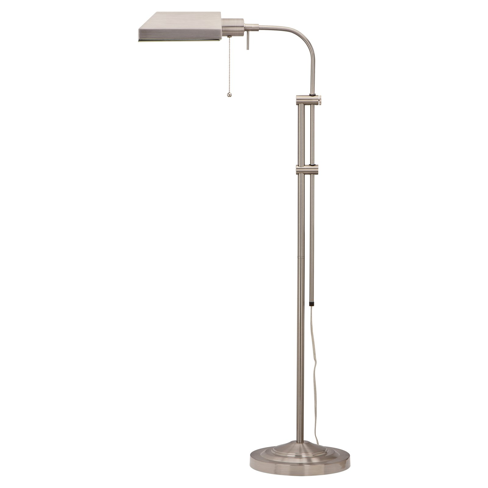 Cal Lighting BO-117FL Pharmacy Floor Lamp with Adjustable Pole