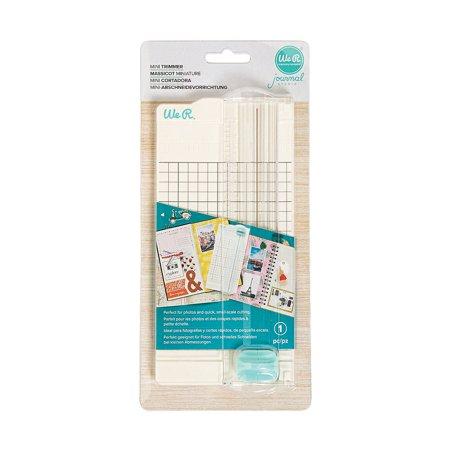 Fun Express - Mini Paper Trimmer - Craft Supplies - Scrapbooking - Tools - 1 Piece Mini Paper Trimmer - Craft Supplies - Scrapbooking - Tools - 1 Piece