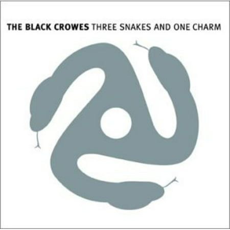 Three Snakes & One Charm (CD)