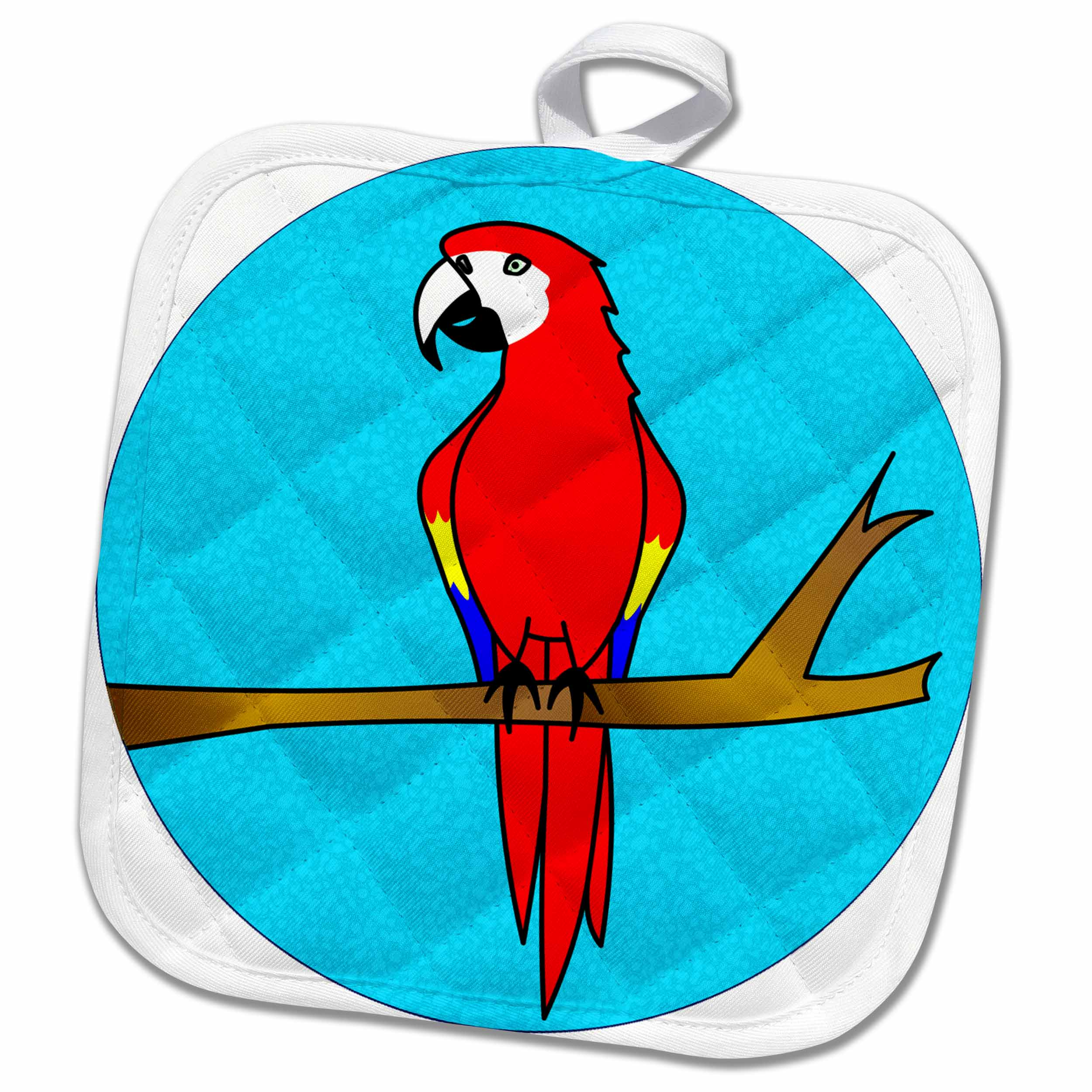 Blue Storage Clearace Sale Macaw Camping Chair