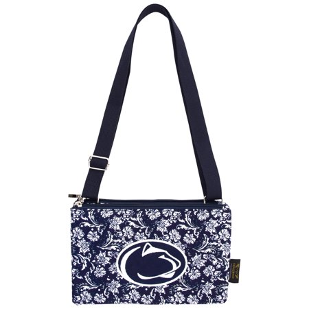 Penn State Nittany Lions Women's Bloom Crossbody Purse - No Size - Penn State Nittany Lions Handbag