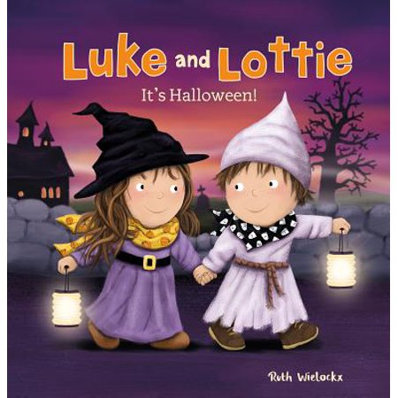 Luke and Lottie. It's Halloween! (Hardcover)](It's Halloween Night Cars)