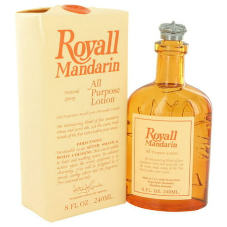 - Royall Mandarin by Royall Fragrances All Purpose Lotion / Cologne 8 oz for Men
