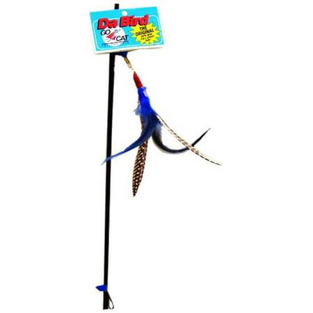 Da Bird Pull Apart Rod & Bird Cat Toy