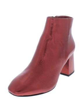 f4c6b3ba0 Product Image ASH Womens Heroin Metallic Leather Ankle Boots