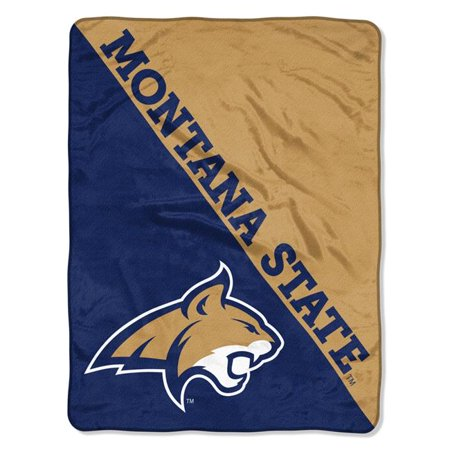 The Northwest Co 1COL-65901-0090-RET Montana State Halftone Throw - image 1 of 1