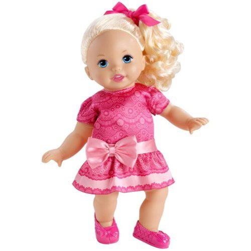 Little Mommy Sweet as Me Girly Girl Doll