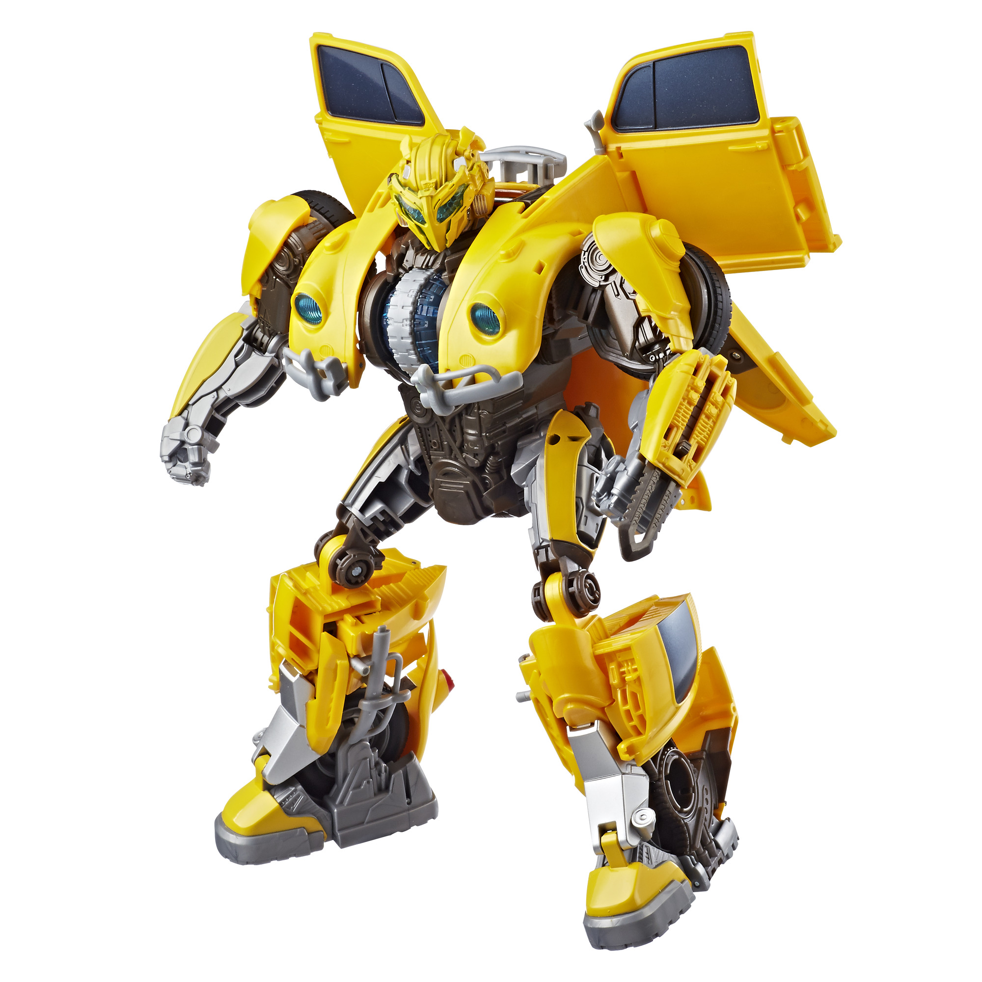 Transformers: Bumblebee -- Power Charge Bumblebee