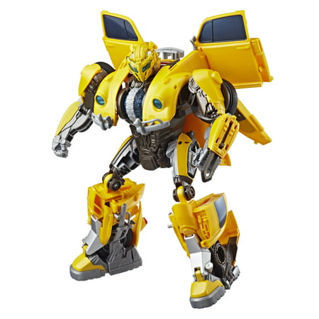 Transformers: Bumblebee -- Power Charge Bumblebee (Toys Boys Transformers)