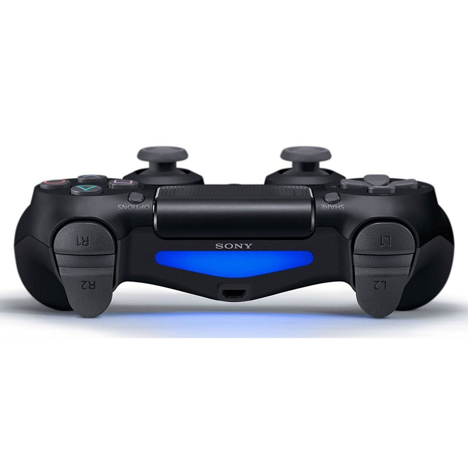 Sony DualShock 4 Wireless Controller for PS4 Sony PlayStation 4 / 4 Pro / 4 Slim - Jet Black - image 1 de 5