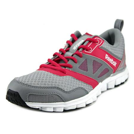 Reebok Realflex Speed 3.0 Round Toe Synthetic Running Shoe - Walmart.com f1591d583