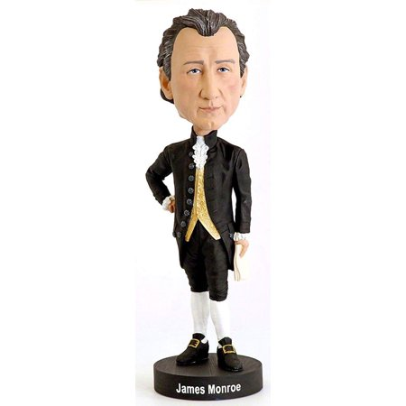 James Monroe 8-Inch Resin Bobblehead ()