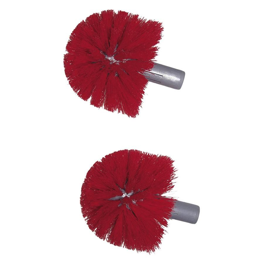 Unger Replacement Heads for Ergo Toilet-Bowl-Brush System, 2/Pack, 5 Packs/Carton