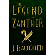 The Legend of Zanther - eBook