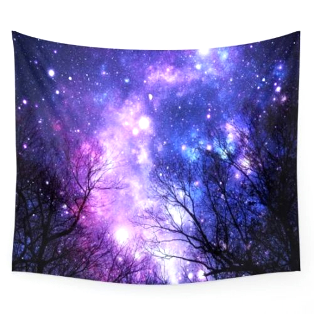 60''x50''Galaxy Hanging Wall Hippie Retro Tapestry Home Decor Yoga Beach Towel Today's Special Offer by