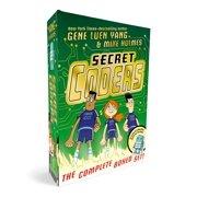 Secret Coders: The Complete Boxed Set : (Secret Coders, Paths & Portals, Secrets & Sequences, Robots & Repeats, Potions & Parameters, Monsters & Modules)
