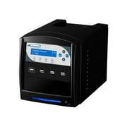 Vinpower Digital USBShark-3T-BK Black 3-Target USBShark USB Duplicator