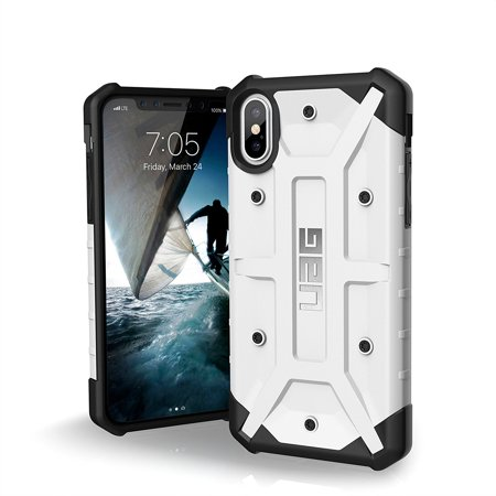 size 40 ca0fd de5dd UAG iPhone X Pathfinder Feather-Light Rugged [WHITE] Military Drop Tested  Case