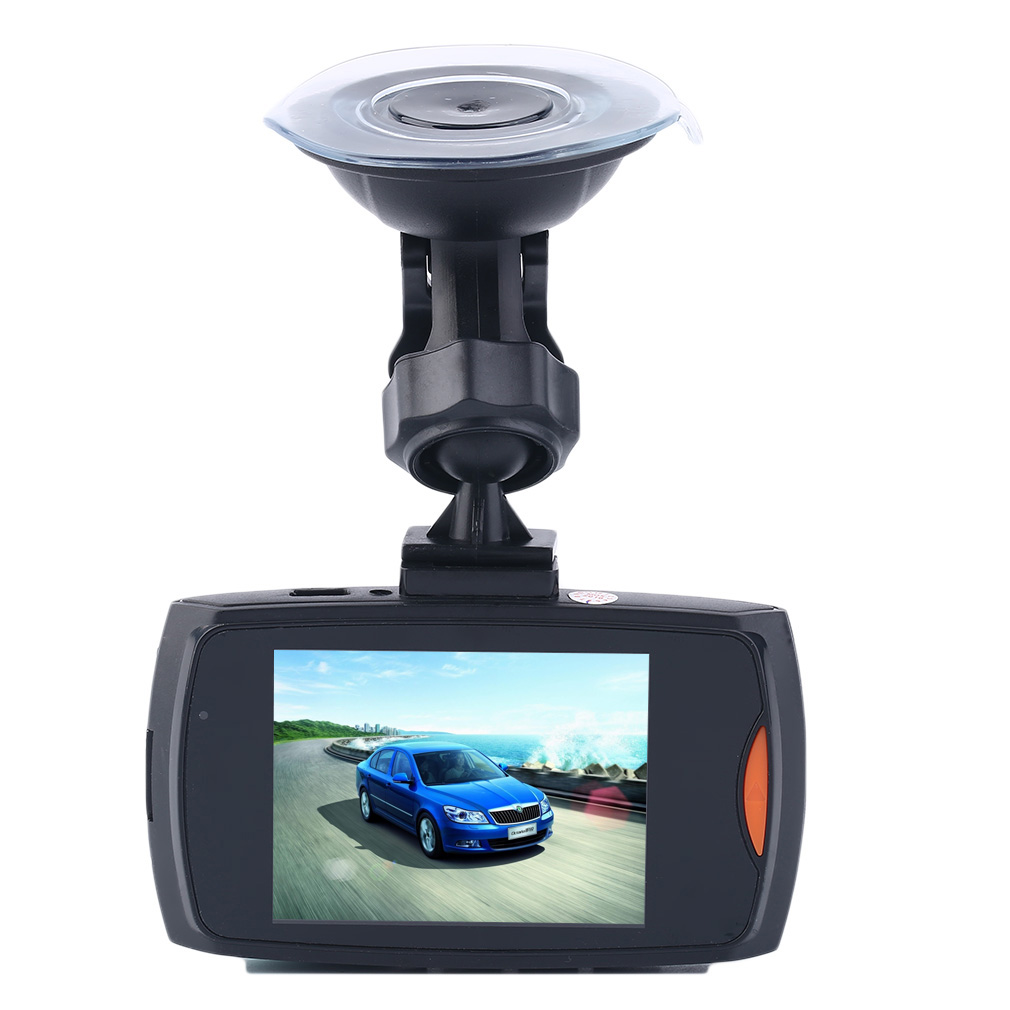 "2.7"" Full HD 1080P Car DVR CCTV Dash Camera G-sensor Night Vision Recorder Motion Detection"