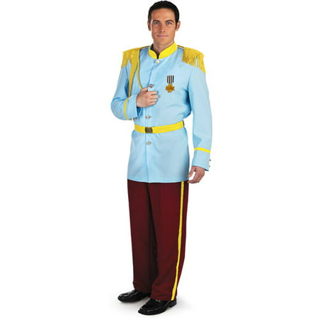 Prince Charming Adult Halloween Costume
