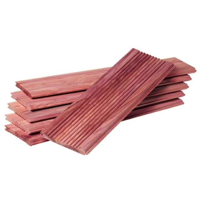 Woodlore 83521 Aromatic Cedar Drawer Liners- Set Of 10 Pieces