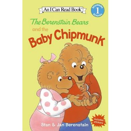 The Berenstain Bears and the Baby Chipmunk - Chipmunk Ears