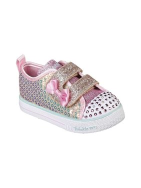 Infant Girls' Skechers Twinkle Toes Shuffle Lite Mini Mermaid Sneaker
